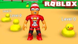 This is one of ROBLOX's most BIZARRE SIMULATORS → Duck Squad Simulator 🎮