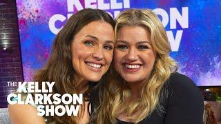Jennifer Garner To Name Next Chicken Kelly Cluckson | The Kelly Clarkson Show