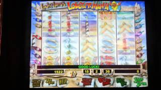 Lucky Larrys Lobster Mania slot machine