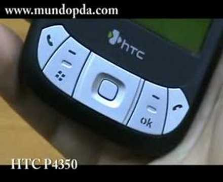 HTC P4350 - Mini Review - MundoPDA