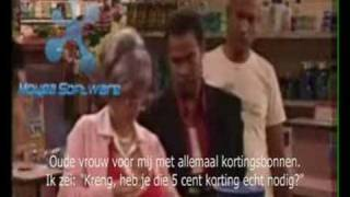 Mad TV - R. Kelly - Trapped in the cupboard (NL sub)