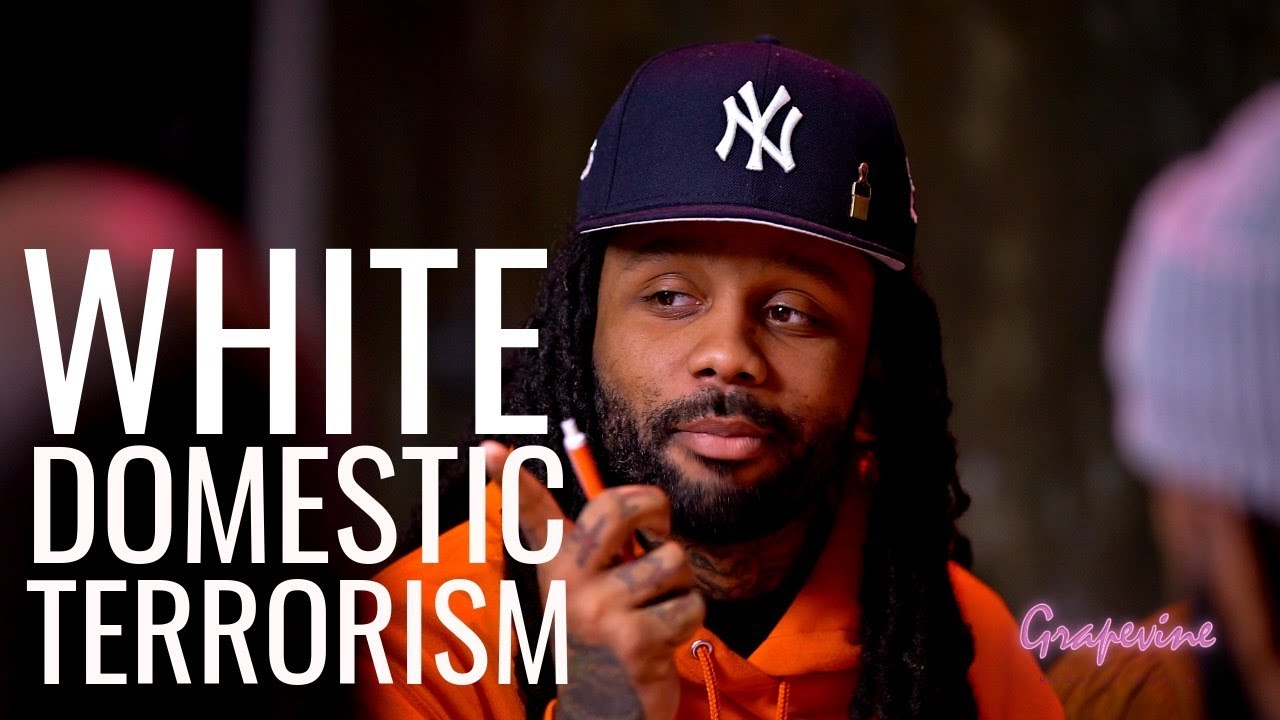 THE GRAPEVINE | WHITE DOMESTIC TERRORISM | S4E7