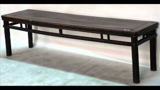 Chinese Antique Coffee Table Or Long Table_rb1049x.wmv