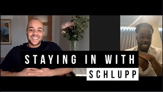 Staying in with | Premier League winner Jeffrey Schlupp