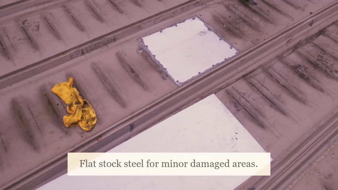 GE Silicone Roof System