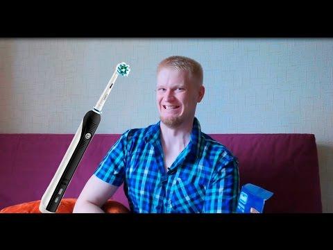Зубная паста Splat + зубная электрощётка Oral-b Black
