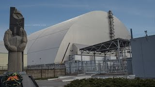 Czarnobyl 2017 - wymarłe miasto i sarkofag w elektrowni atomowej