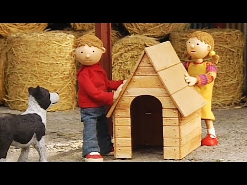 Little Red Tractor  Dog Gone  Full Episode  Cartoons For Children