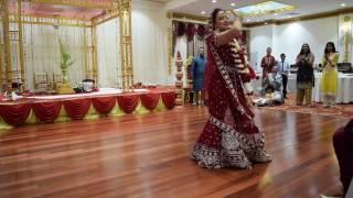 Indian Wedding Dance Performance! (Surprise Ending!!!)