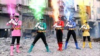 Power Ranger Samurai | Rangers vs el Nighlok Escorpiónica | Episodio 2
