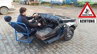 Kürzestes Cabrio der Welt ? | Dumm Tüch