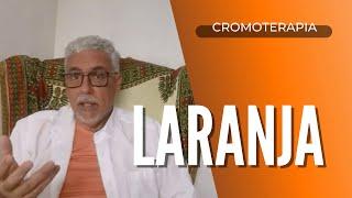 Cromoterapia | A Cor Laranja
