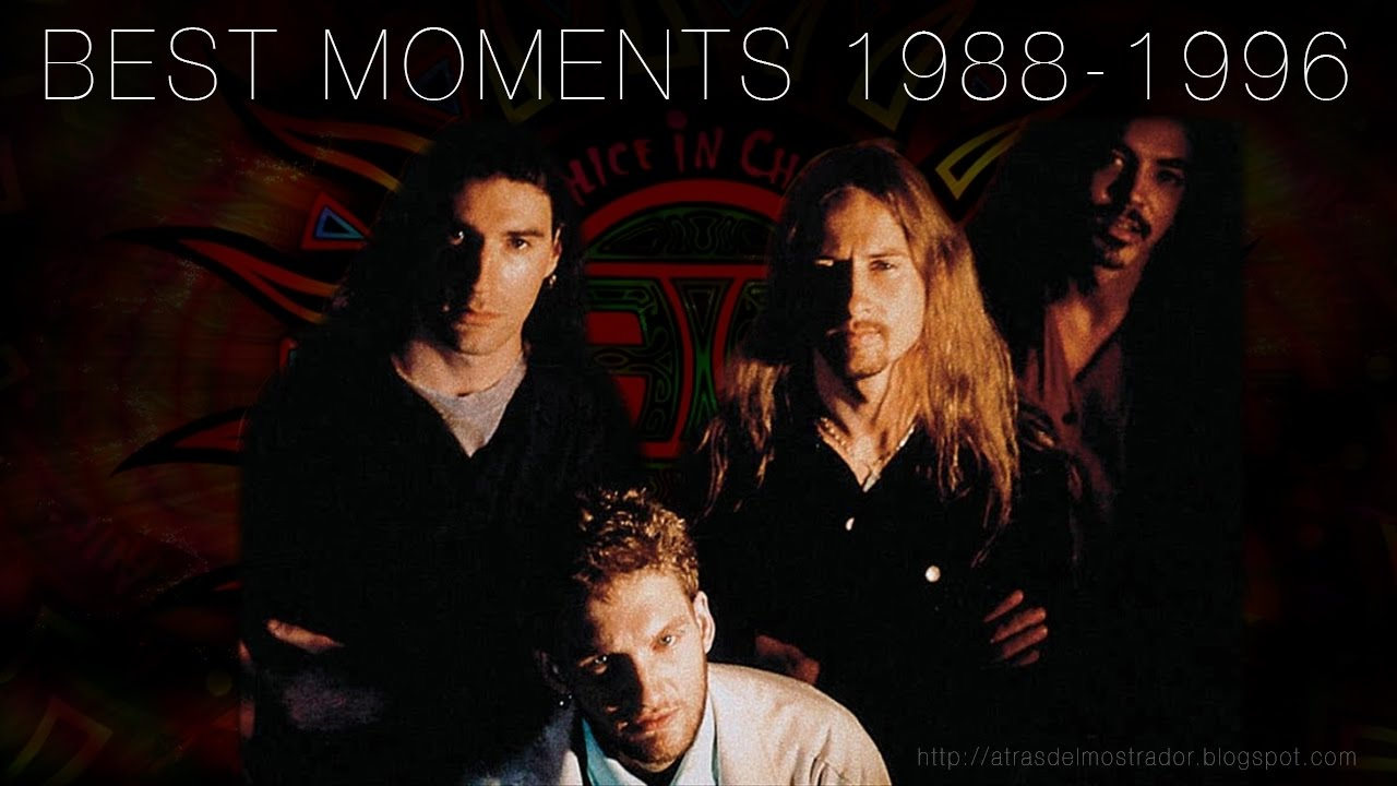 Best Moments Alice In Chance 1988 1996 With Layne