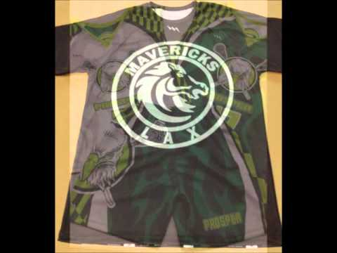 Custom Lacrosse Shirts - Custom Lax Shirts - Made in the USA