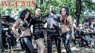 27. WGT (Wave-Gotik-Treffen) 2018 Leipzig | Ciwana Black