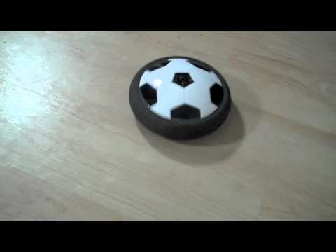 Air Hover Soccer Disc from Stupid.com