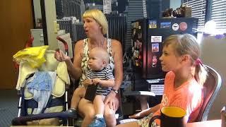 США 4935: Новички гринкарт-лотерейщики из Балашихи в Калифорнии - пошли вторые сутки