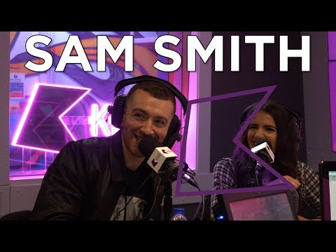 Sam Smith talks Too Good At Goodbyes,...