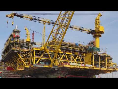 Construction Execution | Topside | Deepwater MLK