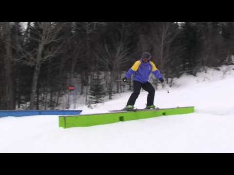 Ski le Gap's Roger Castonguay: Tips on playing in the park part one