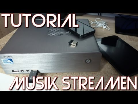 [Tutorial] Musik vom Handy an PC streamen