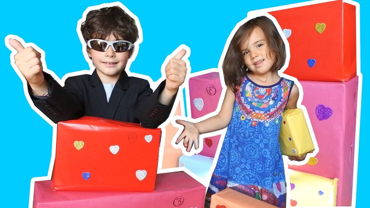 Demo Frere Des Family Et Playmobil Soeur Swap Fun Vacances Entre CxedrBo