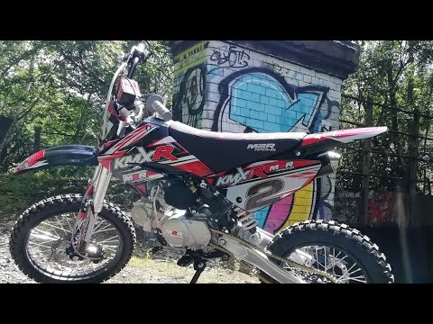 How To Make A PITBIKE Road Legal KMXR 125 - FUNBIKES
