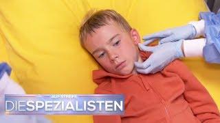 Drama auf der Kinderstation: Was ist mit dem kleinen Julian los? | Die Spezialisten | SAT.1