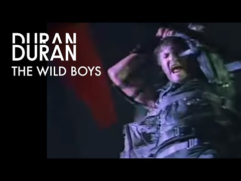 Duran Duran - The Wild Boys (Official Music Video)