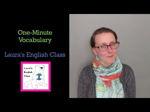 One-Minute Vocabulary: Iffy
