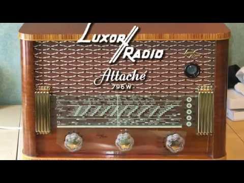 Luxor::Radio Attache´796 W