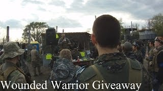 Wounded Warrior Giveaway