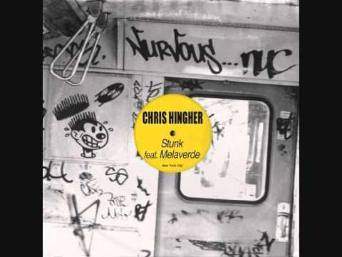 Chris Hingher Feat  Melaverde - Stunk (Original mix)