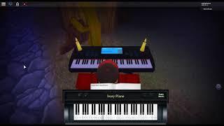 Chiisana Boukensha - Konosuba by: Sato Ryosei on a ROBLOX piano.