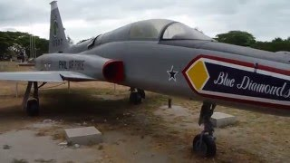 PHIL AIR FORCE Blue Diamonds 10507 - Clark Philippines