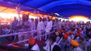 (Part 3) INSAAF RALLY 28 Sept 2013 Tarntaran SIMRANJEET SINGH MANN