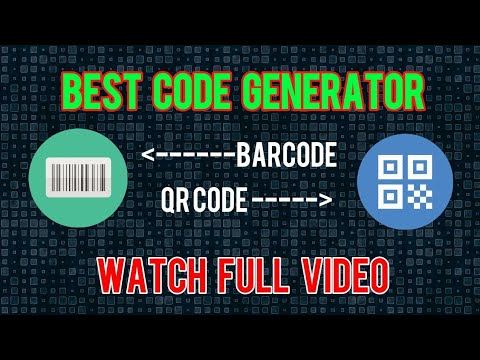 Best Barcode And QR Code Generator App