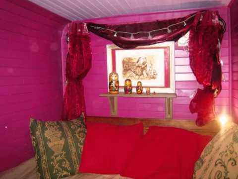 Dormir en roulotte location de roulottes chambre d 39 hotes for Chambre d hotes lyon