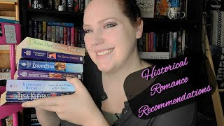 Historical Romance Recommendations   By Steaminess