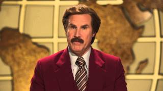 Ron Burgundy on Taoiseach Enda Kenny
