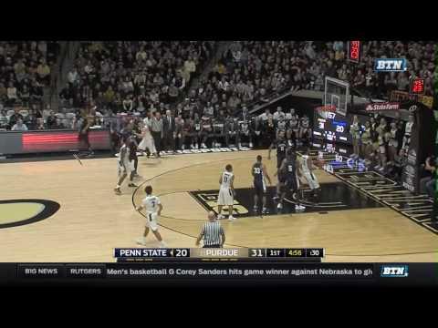 Penn State at Purdue - Men