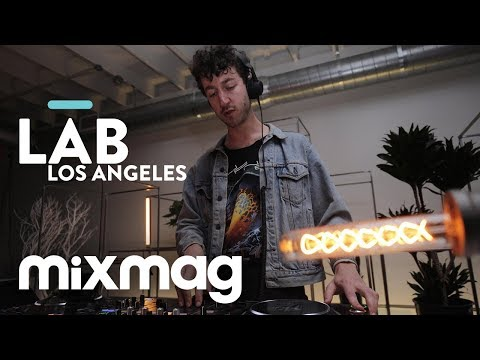 CHROME SPARKS DJ set in The Lab LA