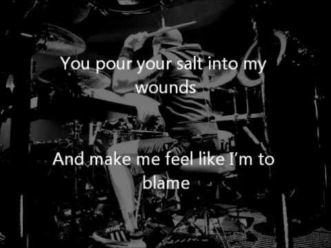Bullet For My Valentine   Tears Donu0027t Fall (Part 2) (correct Lyrics On  Screen)   YouTube