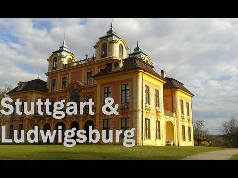 Stuttgart & Ludwigsburg , Germany