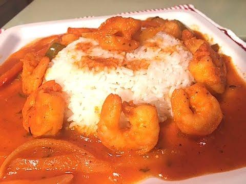 Camarones Guisadosstewed Cooked Shrimpsabor En Tu Cocinaep 25