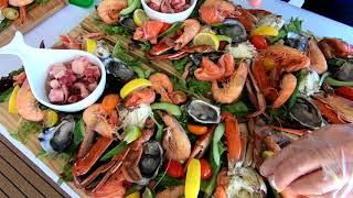 Mandurah Cruises    Wild Seafood Experience 30122017