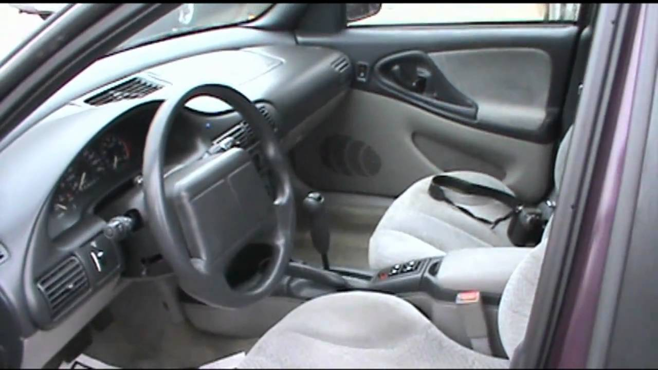 1995 Chevrolet Cavalier 2 2 Ls