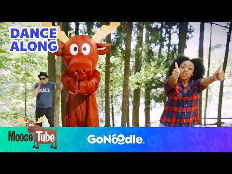 AMooseTaCha  MooseTube  GoNoodle