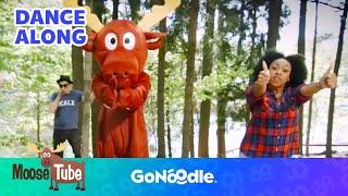 Video A-Moose-Ta-Cha - MooseTube | GoNoodle download MP3, 3GP, MP4, WEBM, AVI, FLV Juni 2018