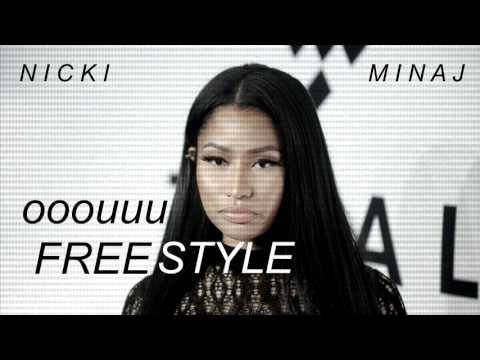 Nicki Minaj - OOOUUU Pinkprint Freestyle - LIVE Audio (Feminist Intro)